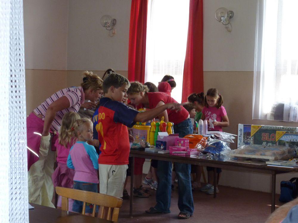 Dětský den 2009 24 | Studenecká farnost